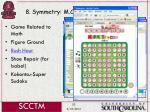 8 symmetry m c escher scott kim53