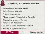 8 symmetry m c escher scott kim54