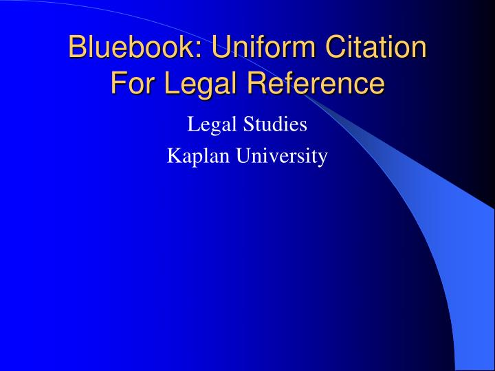 bluebook citation for reports A citation manual for european union materials 2010-2011 edition   e commission competition reports  bluebook, and why following.