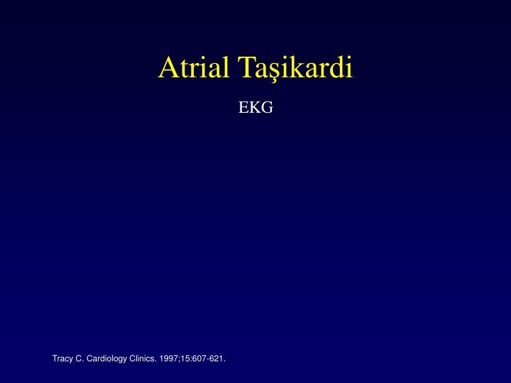 Atrial Ta