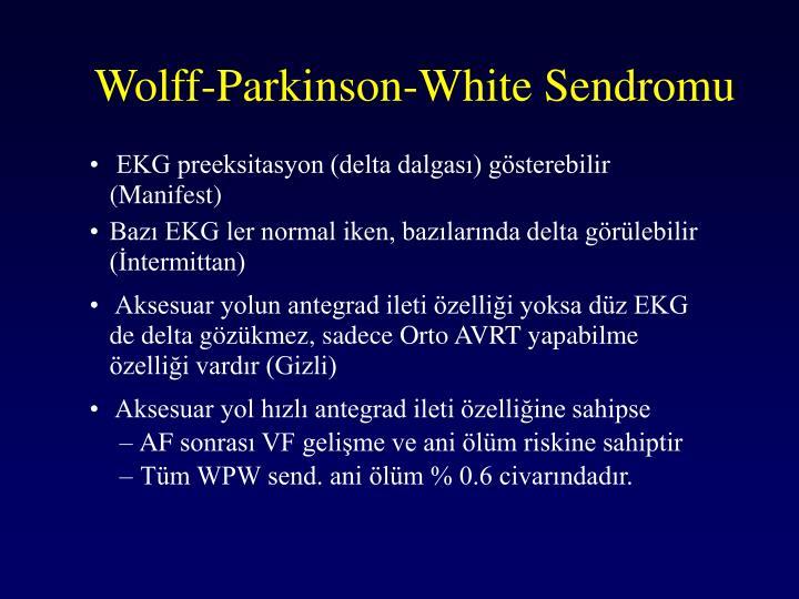 Wolff-Parkinson-White S