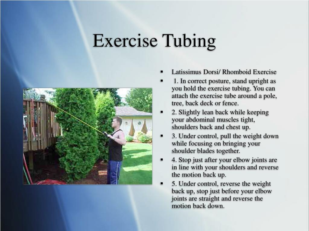 Exercise Tubing