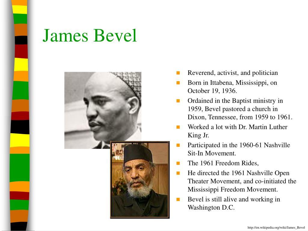 James Bevel