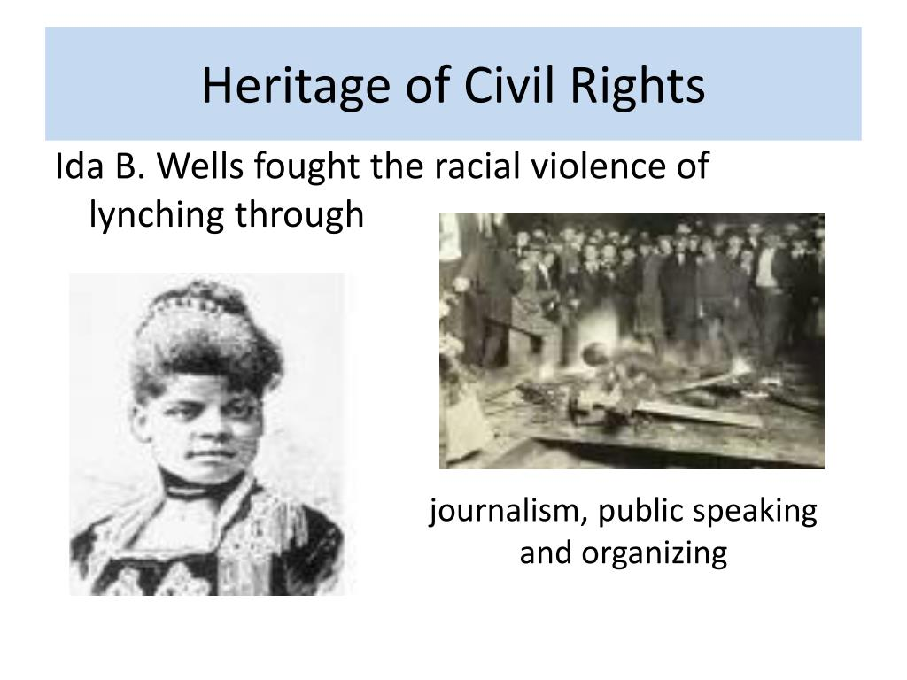 Heritage of Civil Rights