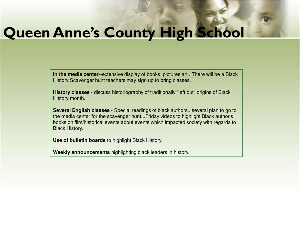 Queen Anne's County High School