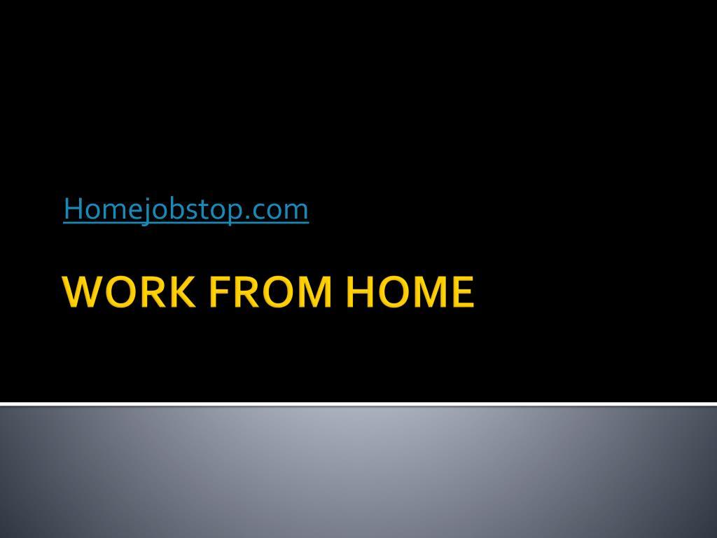 Homejobstop.com