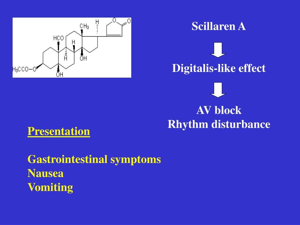 Scillaren A