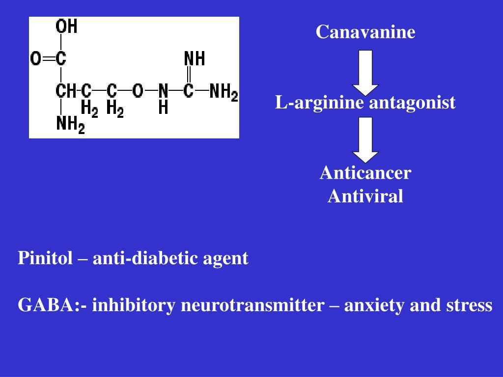 Canavanine