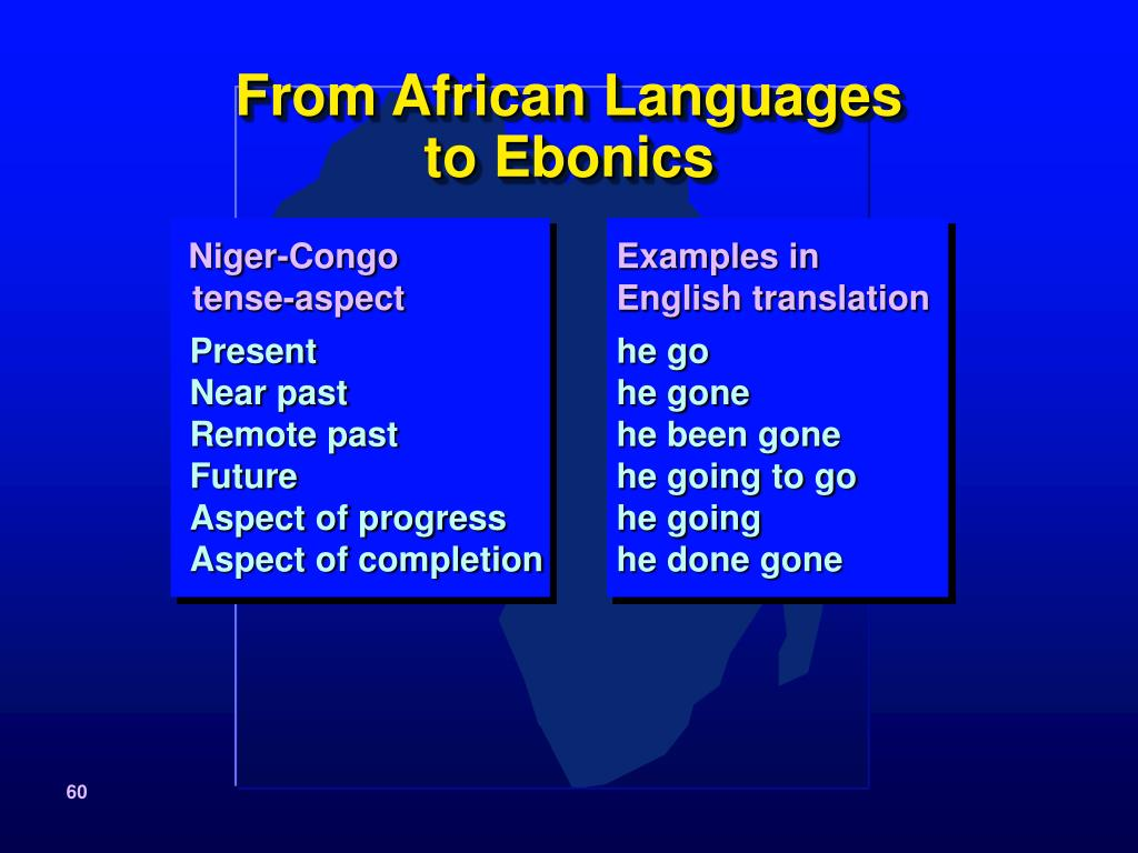 From African Languages