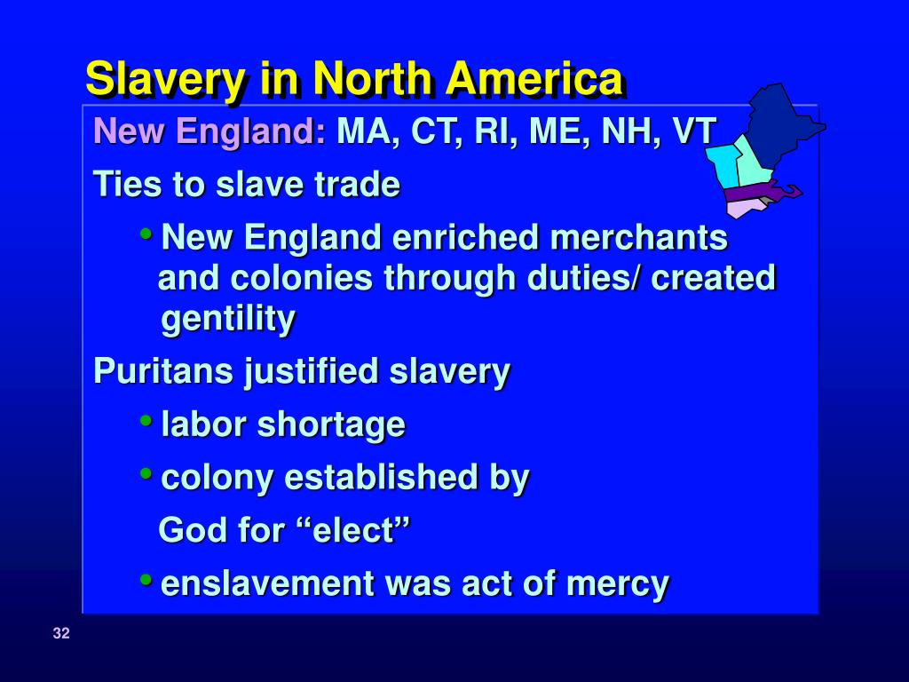 Slavery in North America