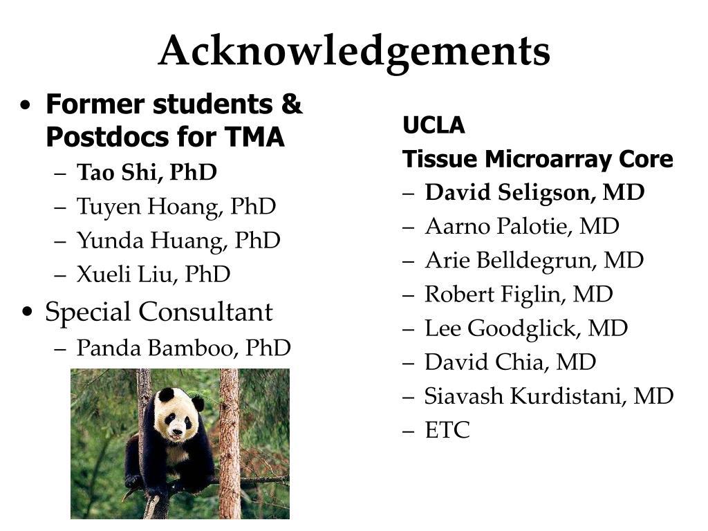 Former students & Postdocs for TMA