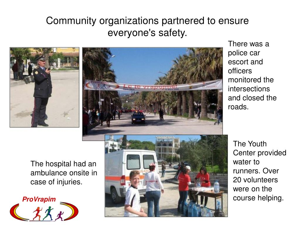 Community organizations partnered to ensure