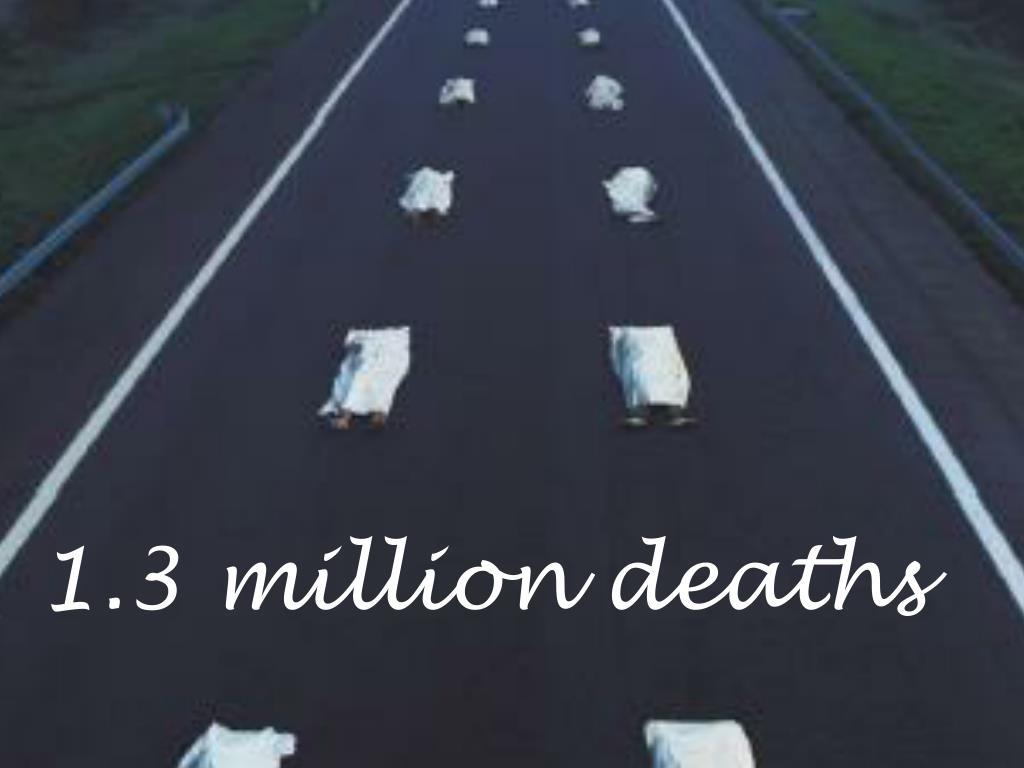 1.3 million deaths