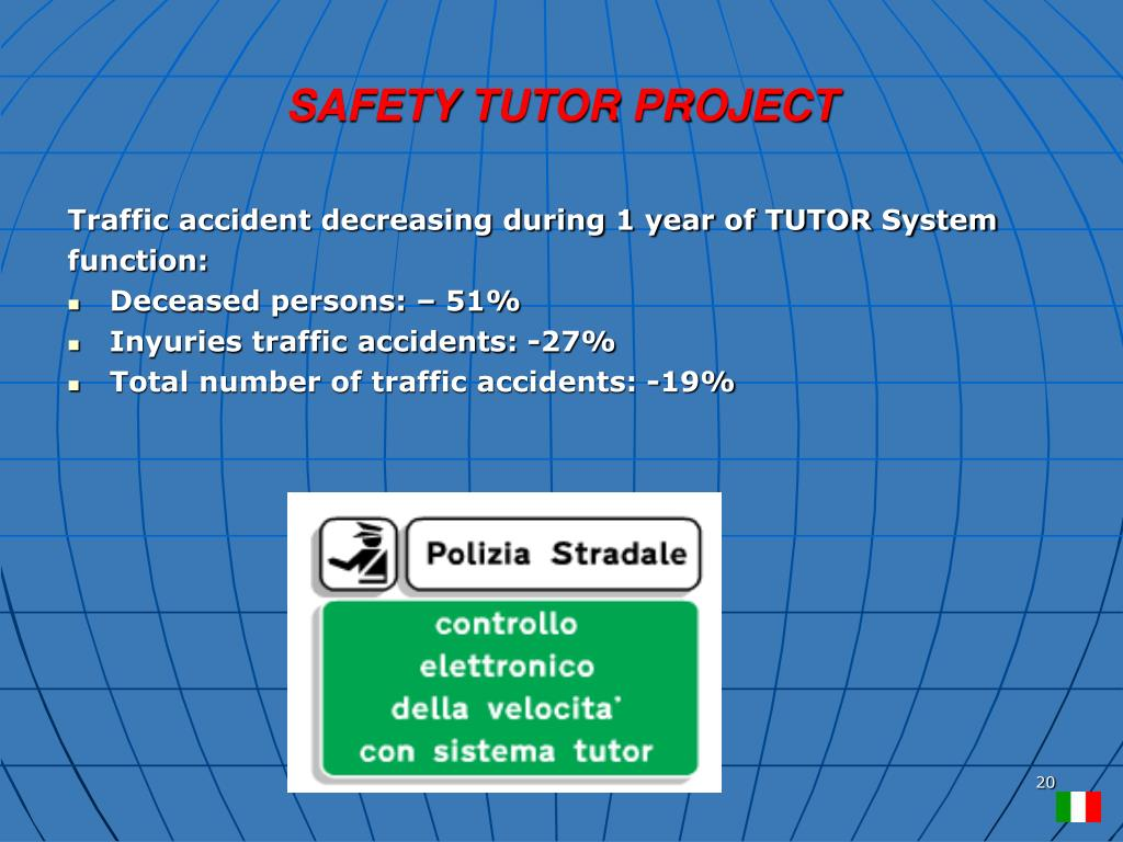 SAFETY TUTOR PROJECT
