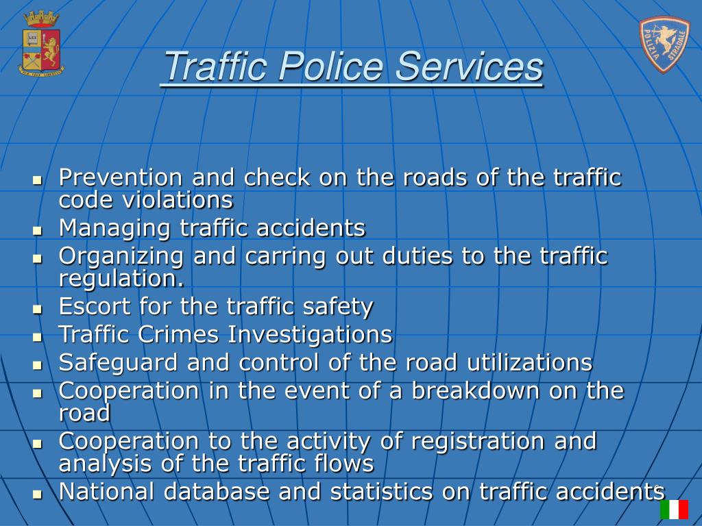 Traffic Police Services