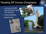 reading ap human geography9
