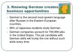 3 knowing german creates business opportunities