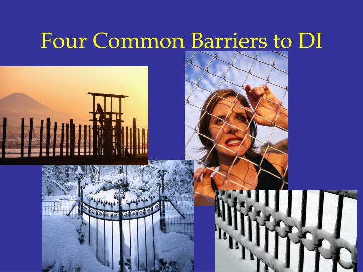 Four common barriers to di l.jpg