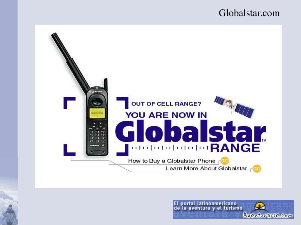 Globalstar.com