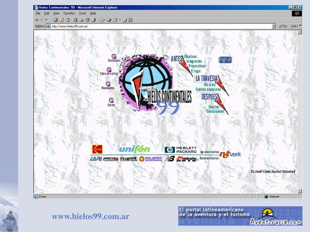 www.hielos99.com.ar