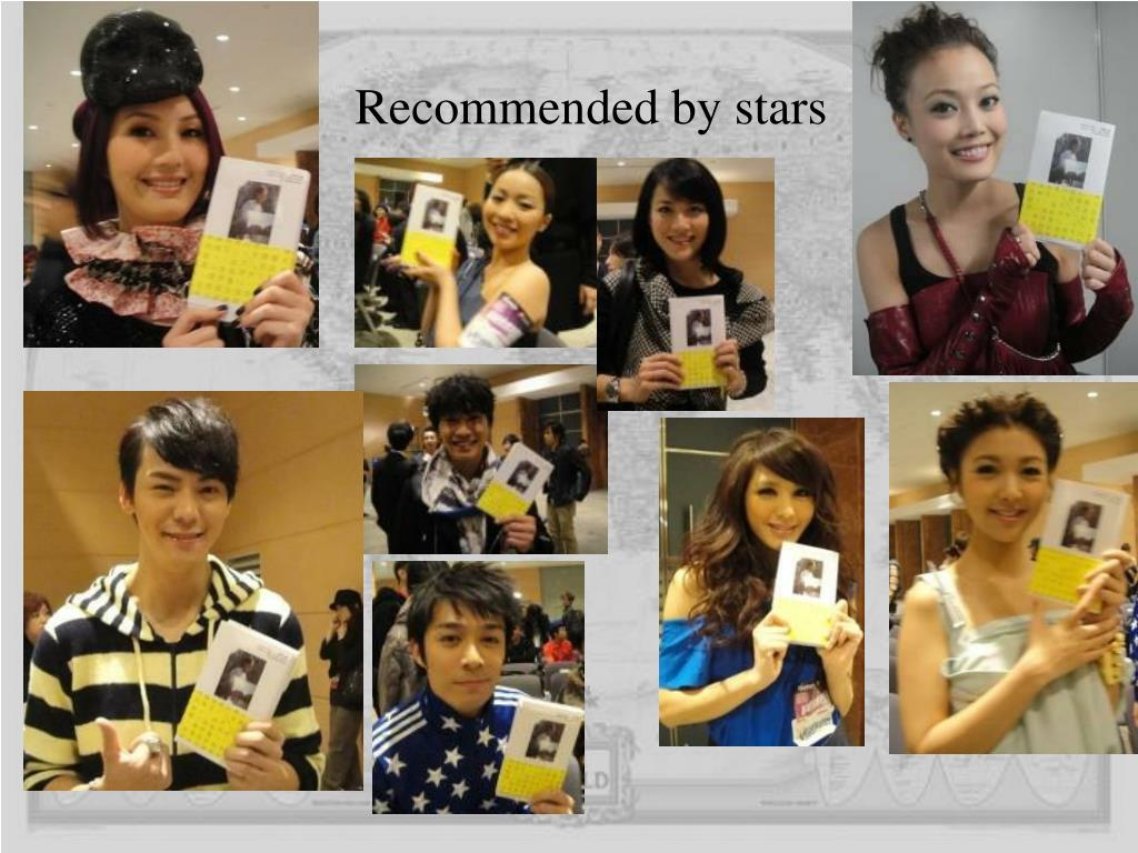 Recommended by stars
