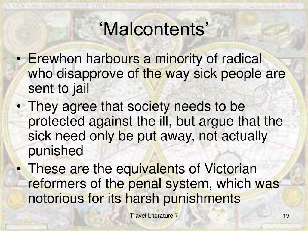 'Malcontents'