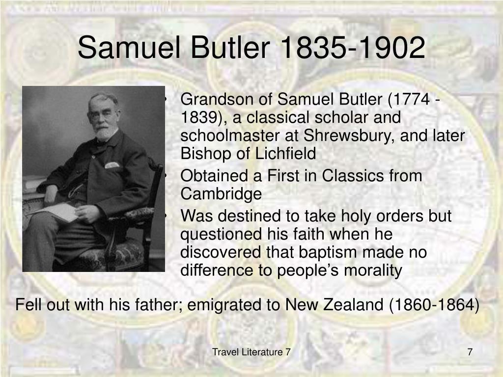 Samuel Butler 1835-1902