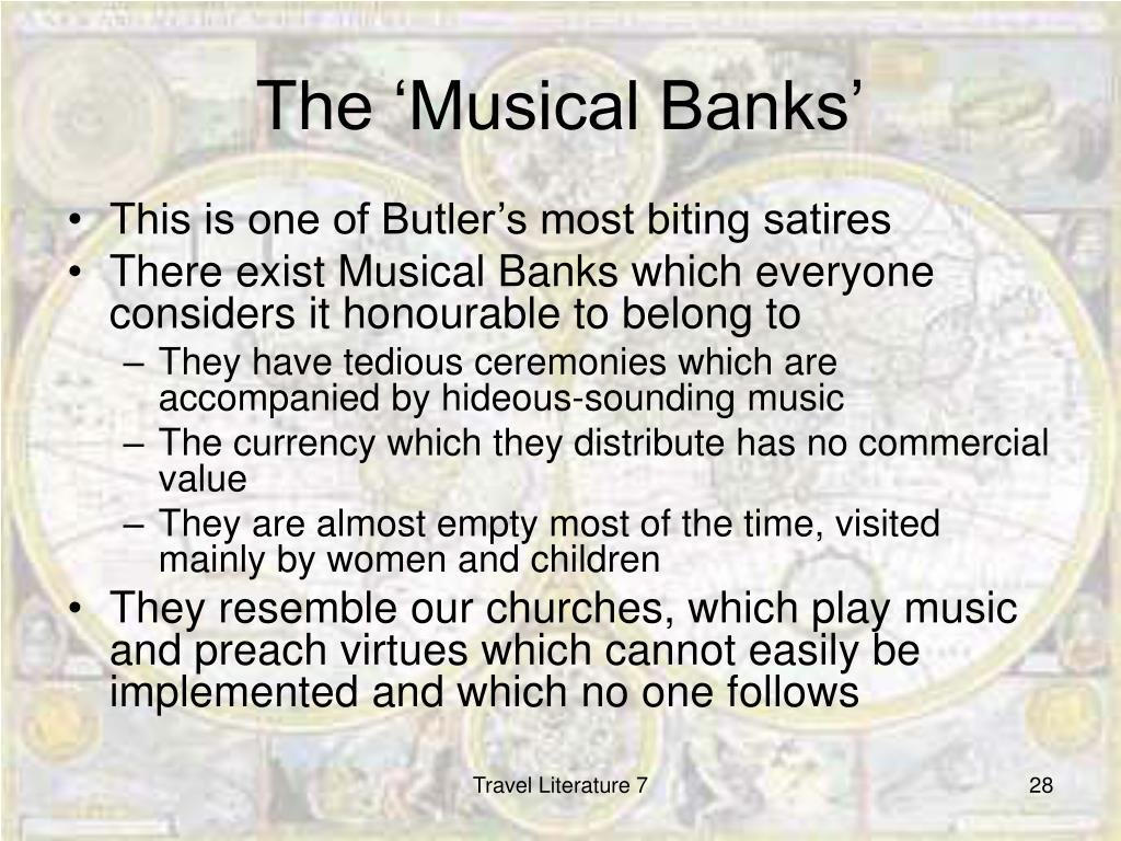 The 'Musical Banks'