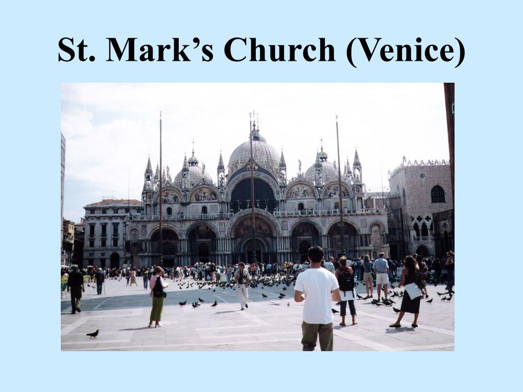 St. Mark's Church (Venice)