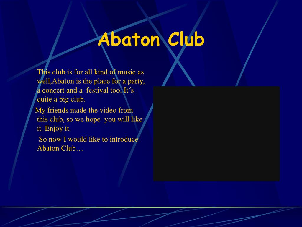 Abaton Club