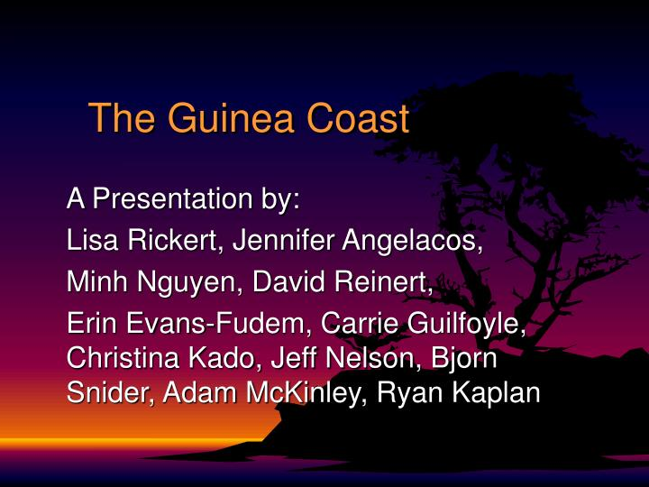 The guinea coast l.jpg