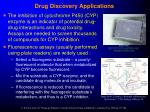 drug discovery applications