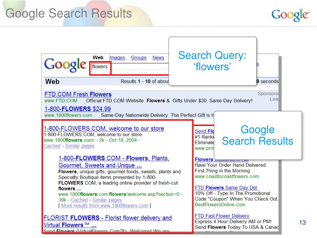Search Query: 'flowers'
