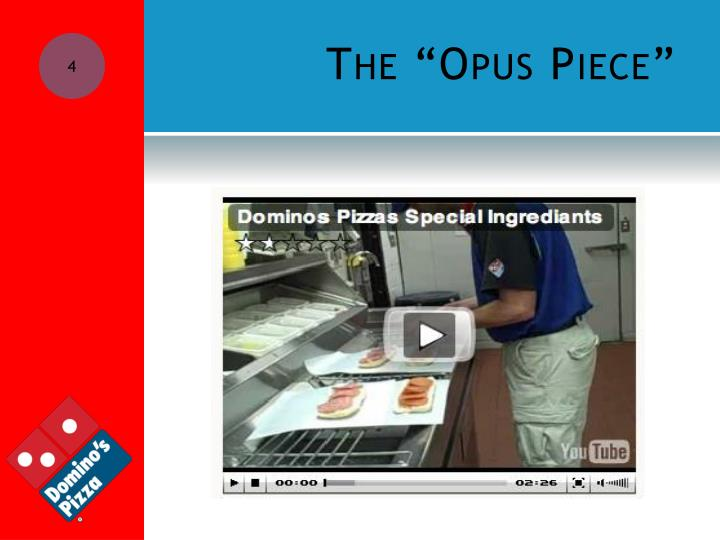 "The ""Opus Piece"""