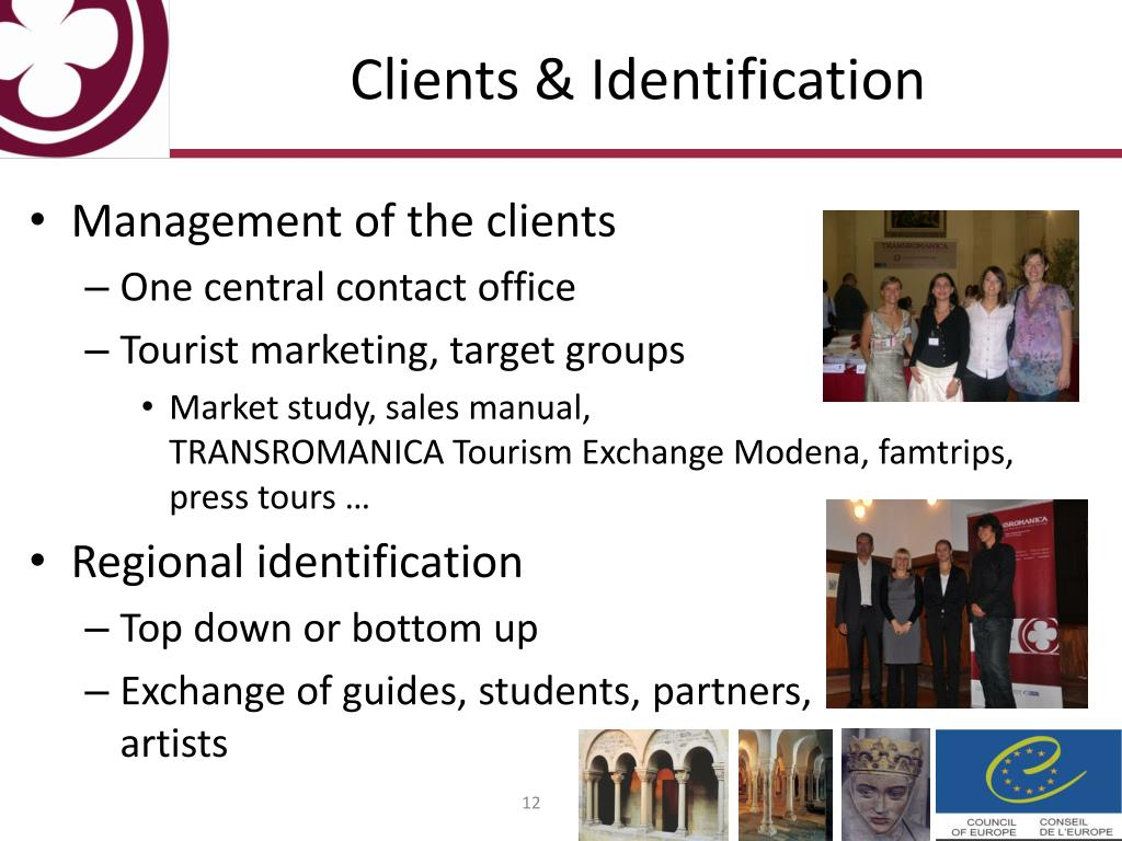 Clients & Identification
