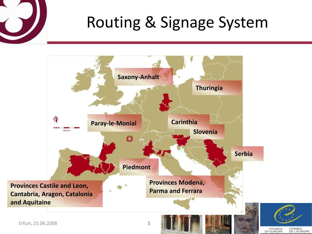 Routing & Signage System