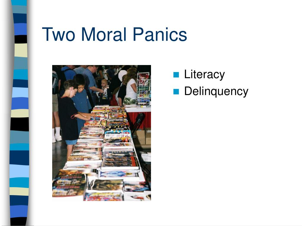 Two Moral Panics