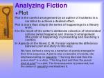 analyzing fiction5
