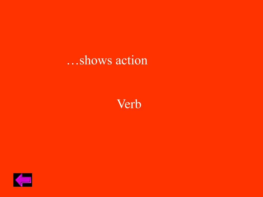 …shows action
