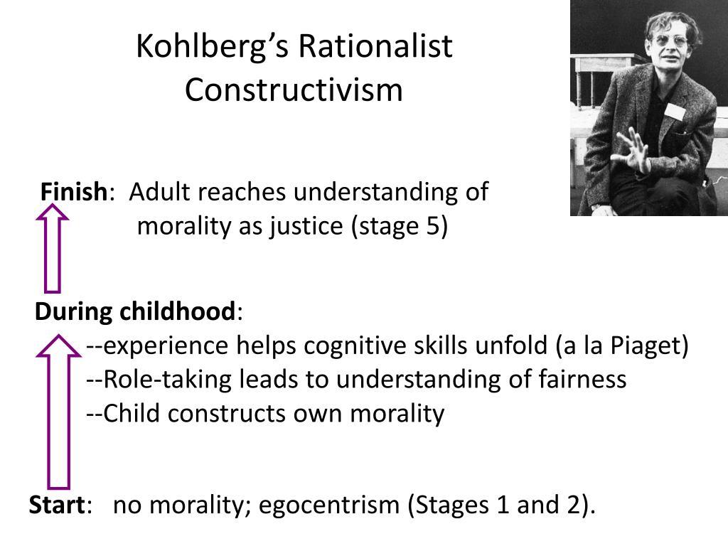 Kohlberg's Rationalist