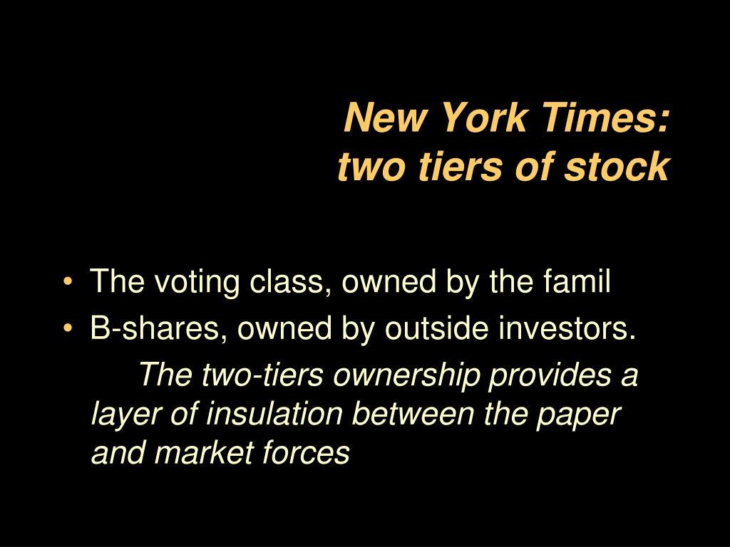 New York Times: