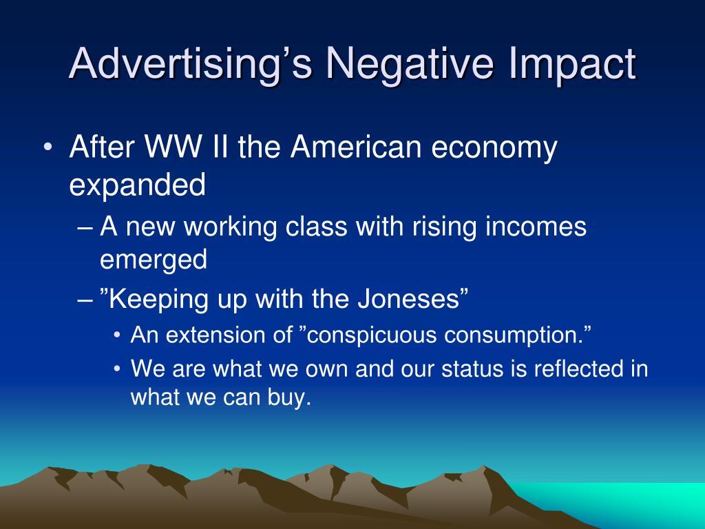 Advertising's