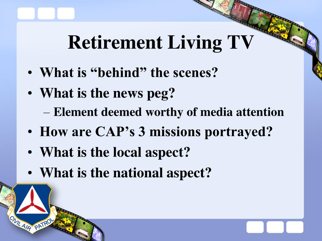 Retirement Living TV