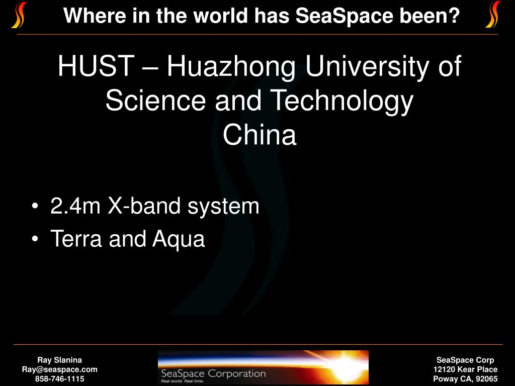 HUST – Huazhong University of Science and Technology