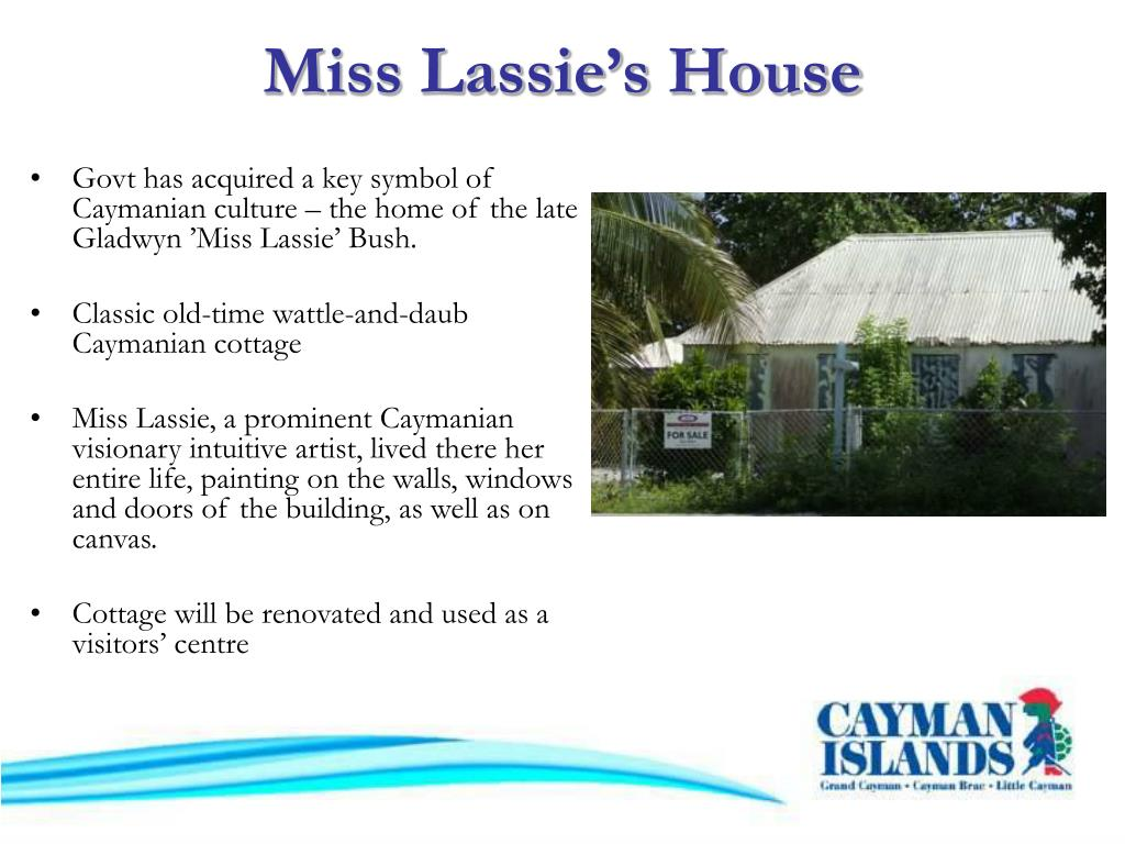 Miss Lassie's House