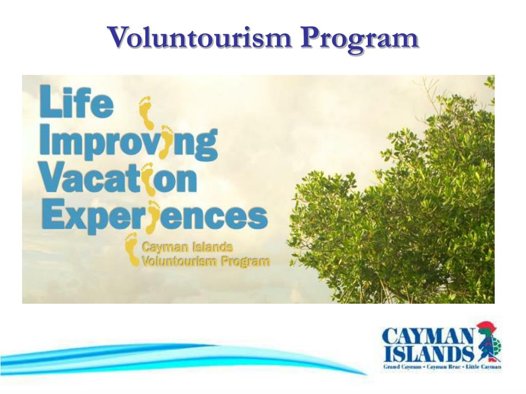 Voluntourism Program
