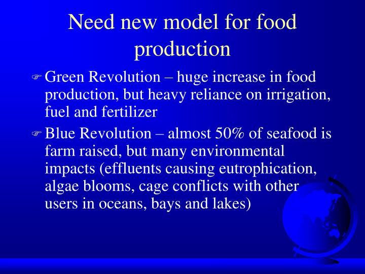 Need new model for food production l.jpg