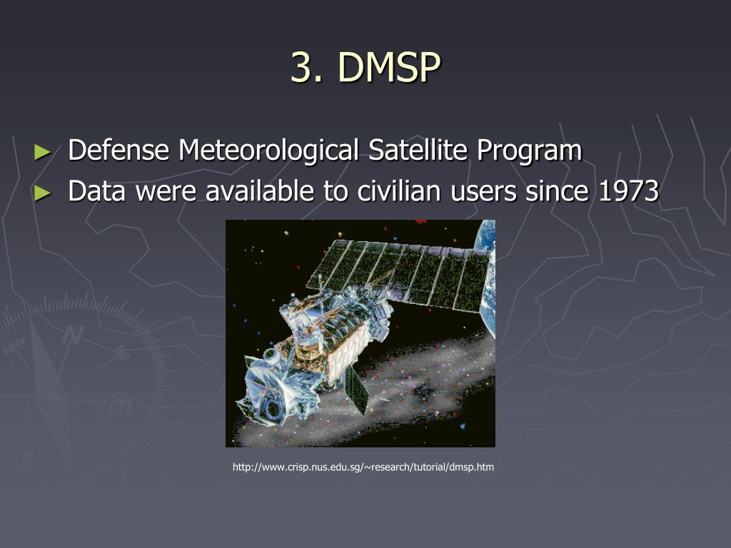 3. DMSP