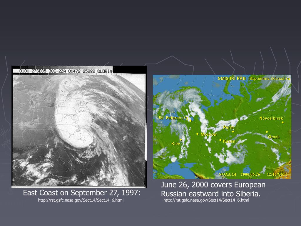 June 26, 2000 covers European Russian eastward into Siberia.