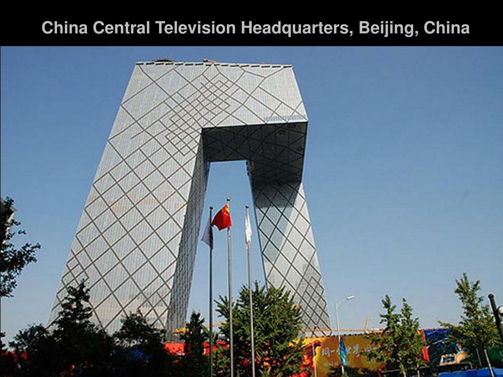 China Central Television Headquarters, Beijing, China